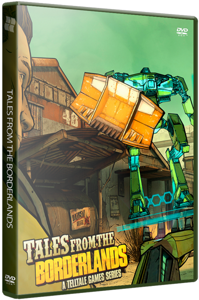 Tales from the Borderlands: Episode 1-4 (2014) PC | RePack от xatab
