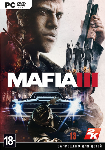 Mafia III - Digital Deluxe Edition (2016) PC | RePack от xatab