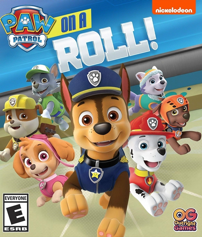 Paw Patrol: On A Roll! (2018) PC | Лицензия
