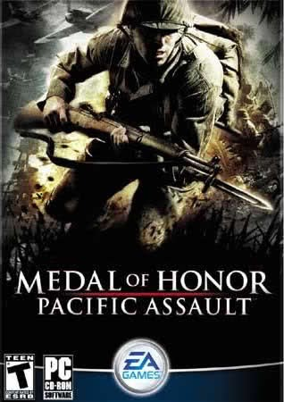 Medal of Honor: Pacific Assault (2004) PC | Лицензия