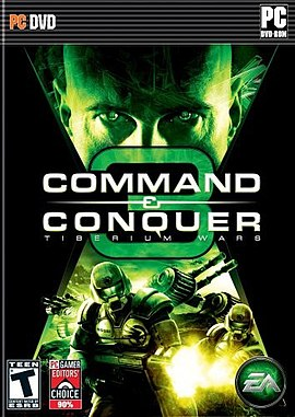 Command and Conquer 3 Tiberium Wars (2007)  RePack от xatab