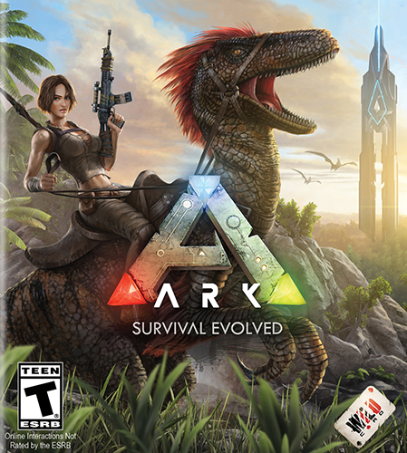 ARK: Survival Evolved [v 306.41 + DLC] (2017) PC | RePack от xatab