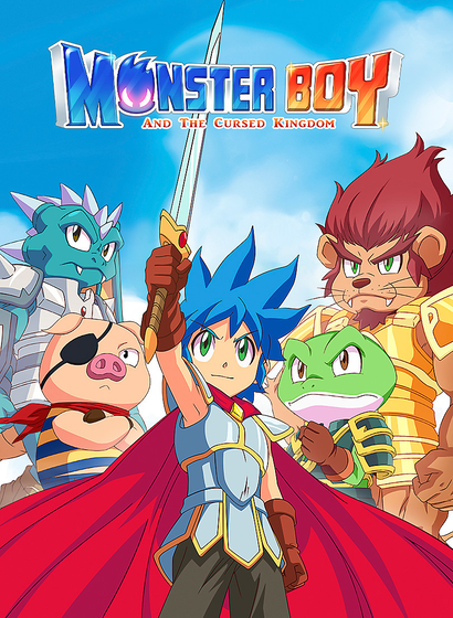Monster Boy and the Cursed Kingdom (2019) RePack от xatab