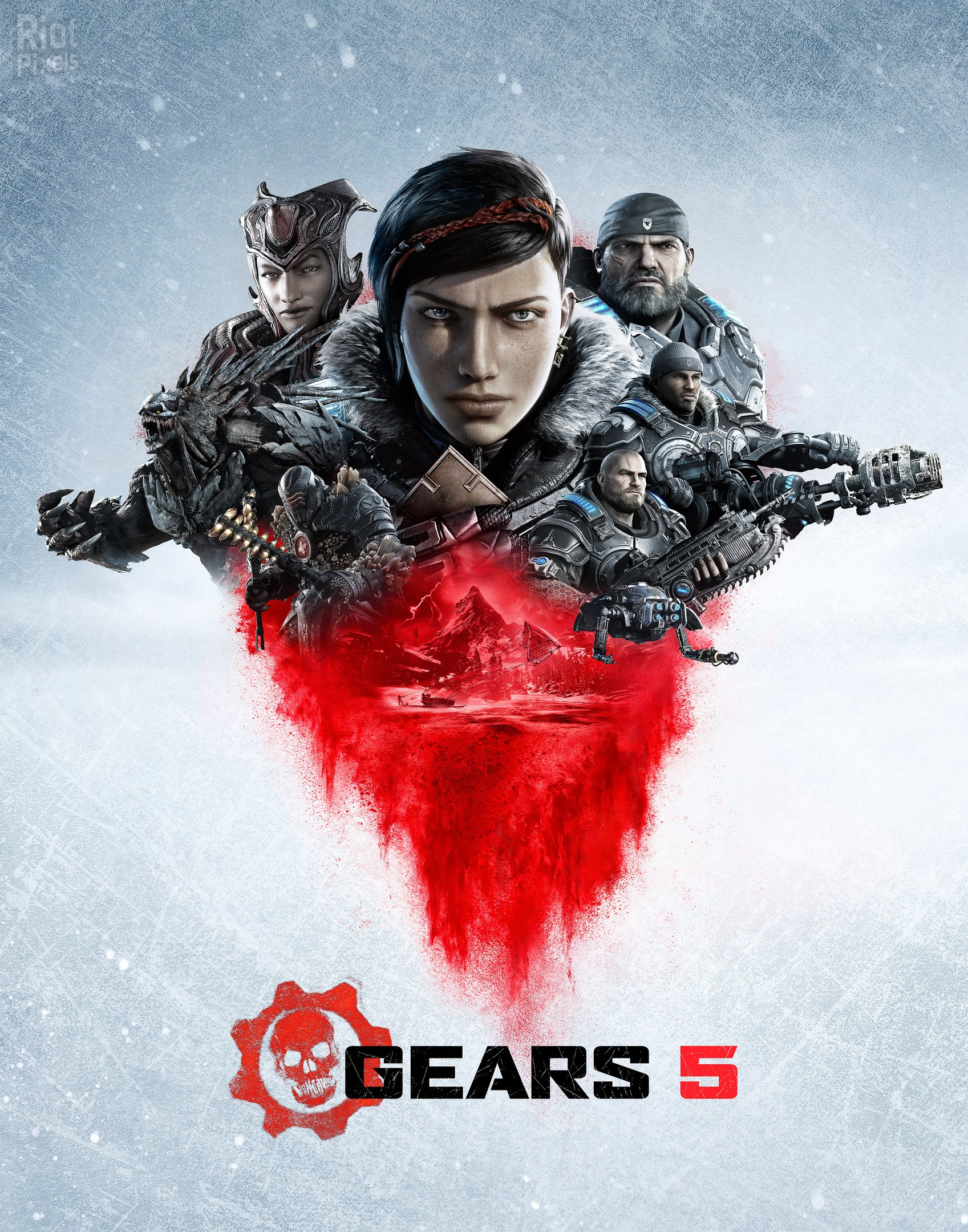 Gears 5 [Steam-Rip] (2019) PC | Лицензия