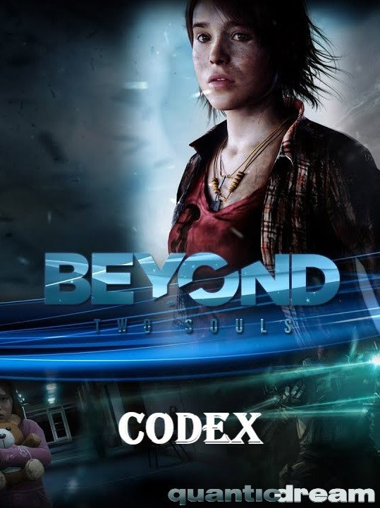 Beyond: Two Souls [CODEX-PLAZA] (2013-2019) PC | Лицензия